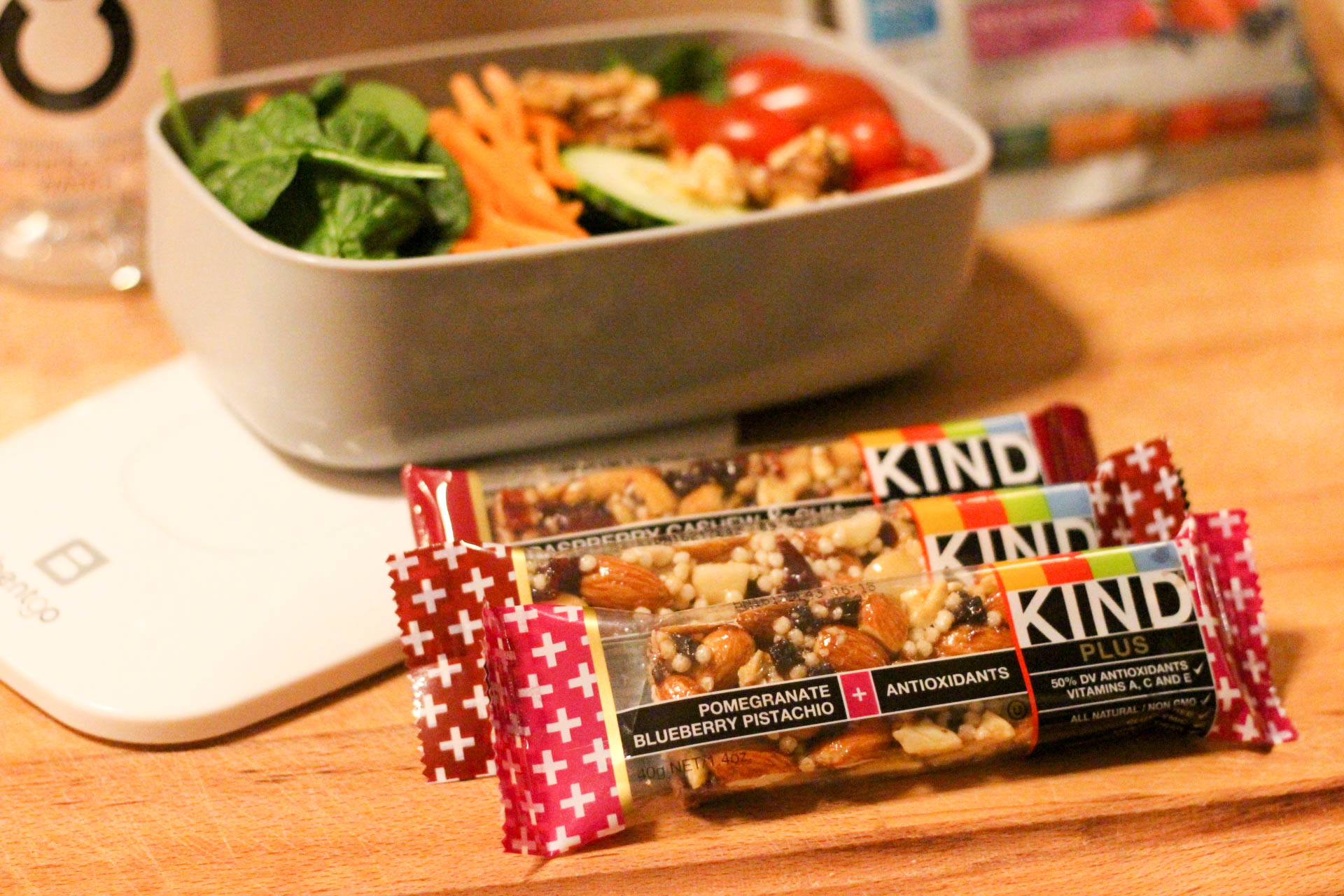 KIND bars - Meal Planning and Meal Prep Giveaway