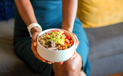 4 Habits To Form A Healthy Relationship with Food