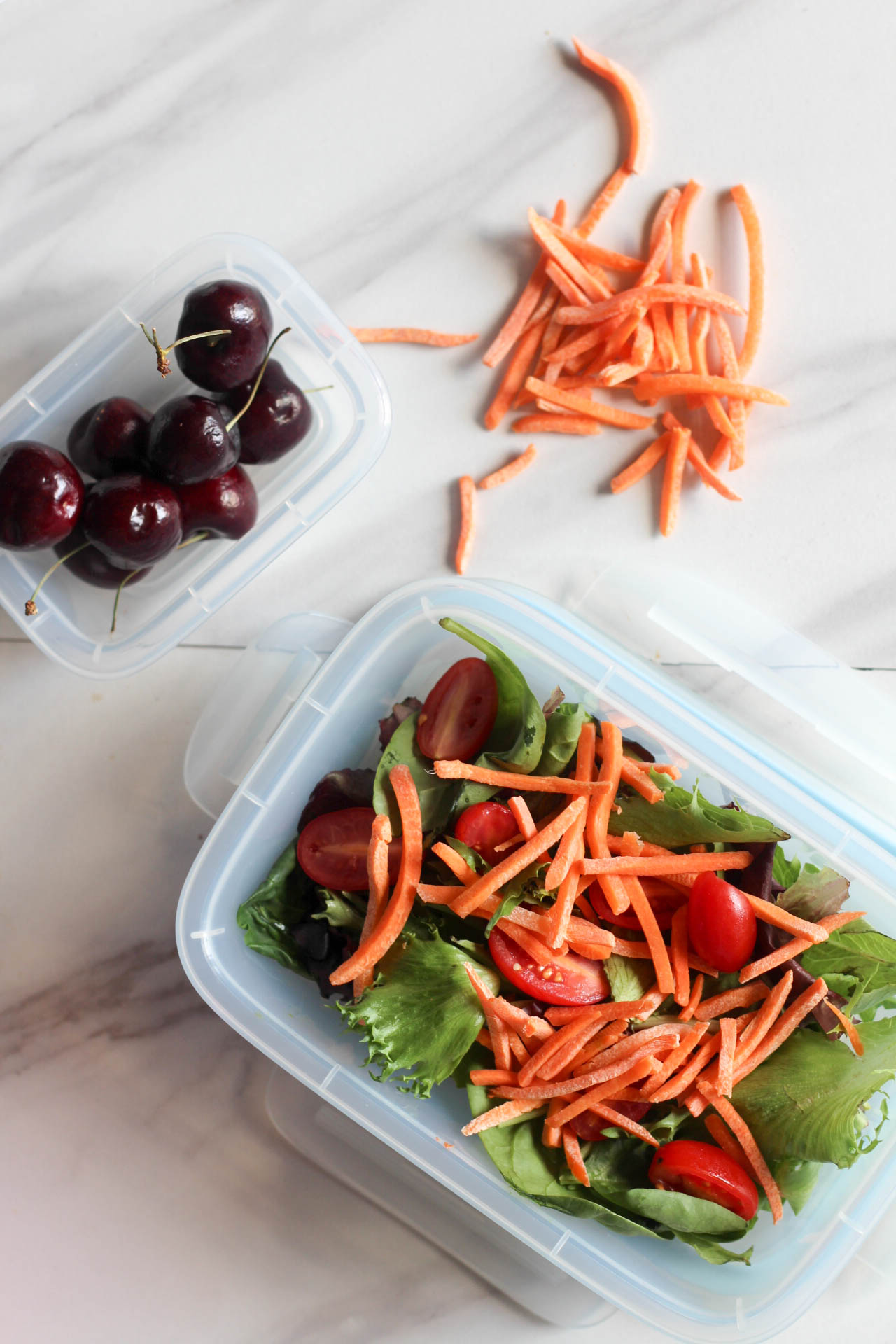 Healthy on the go - quality to go containers
