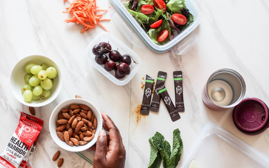 4 Tips for Making Healthy Eating Work On-The-Go