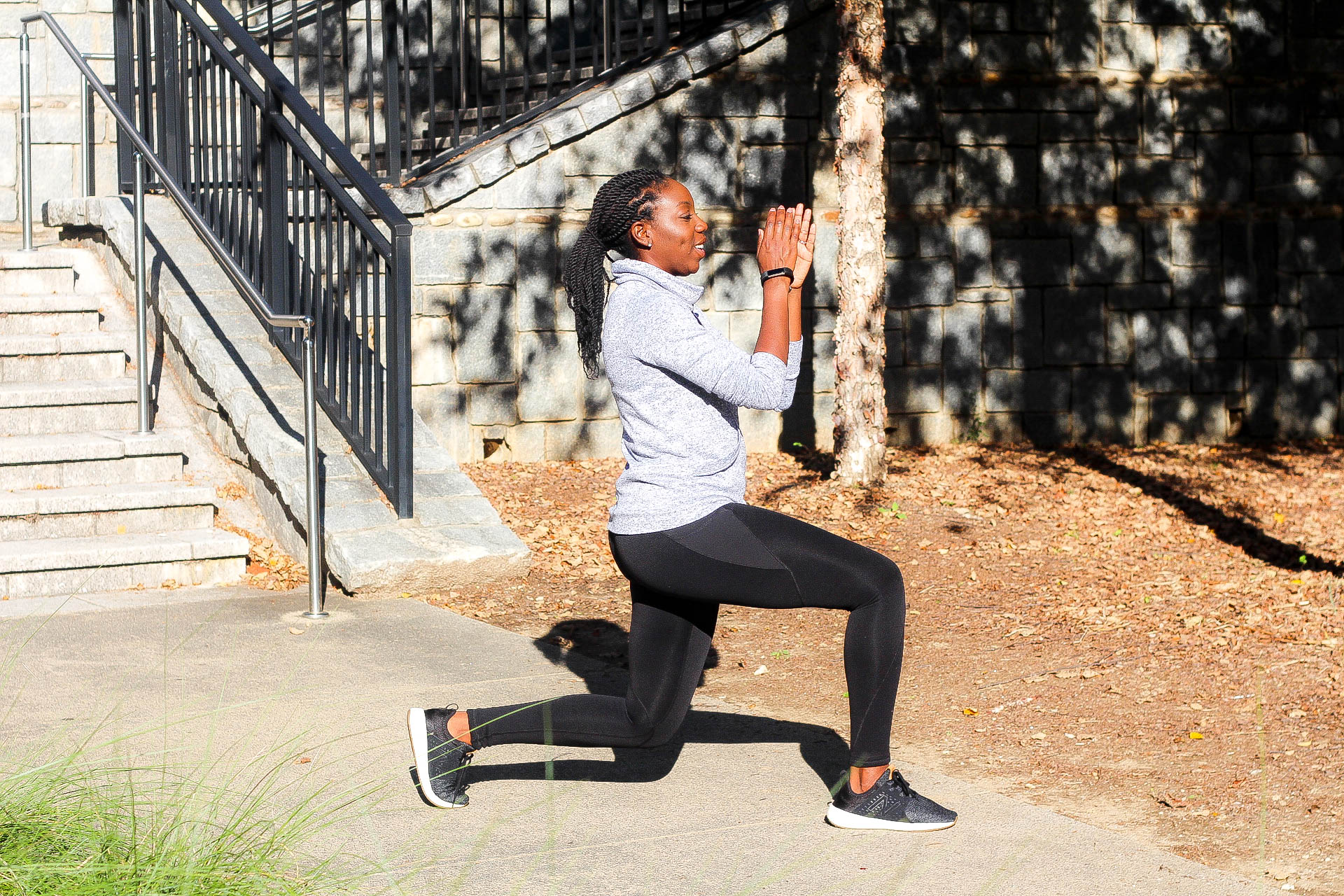 Stay Fit This Winter - HIIT Workout - Fit Life with Fran