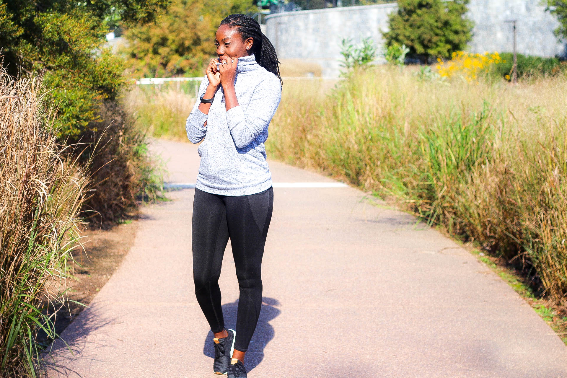 Winter Workout Tips - Invest in the Right Gear- Fit Life with Fran